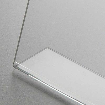 Επιτραπέζιο Σταντ Εντύπων Ακρυλικό Οριζόντιο Α5