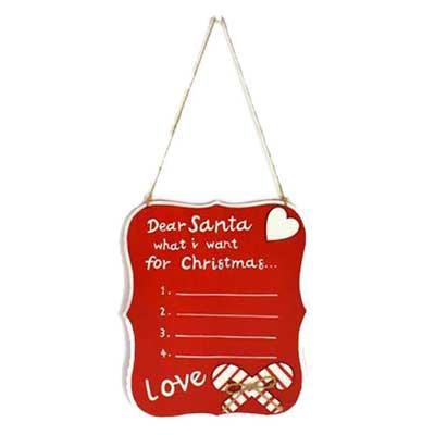 Χριστουγεννιάτικες Πινακίδες Ξύλινες 3τεμ.
