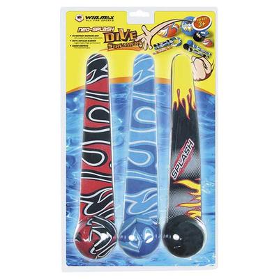 Neo-Splash Dive Streamers 3τεμ.