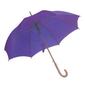 Ομπρέλα Αυτόματη με Ξύλινη Λαβή Ø105εκ ΜΩΒ